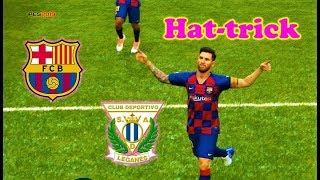 Barcelona vs leganes - all goals & full match 2020 hd