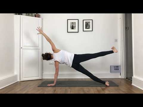 Dynamic Yoga for Core