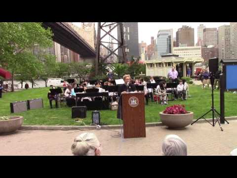 40th Anniversary of Roosevelt Island Tram