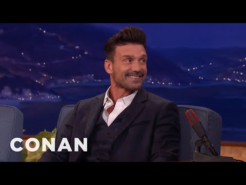 How Frank Grillo Maintains 5% Body Fat   CONAN on TBS