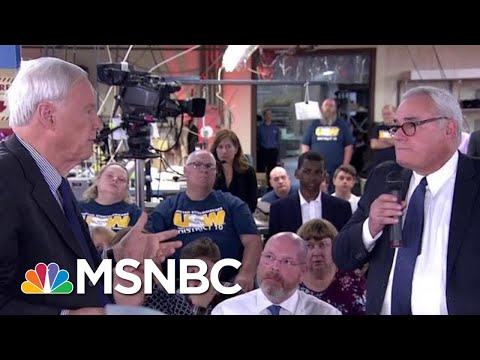 Pennsylvania Voters On The Opioid Epidemic: 'It's Tearing Our Families Apart' | Hardball | MSNBC