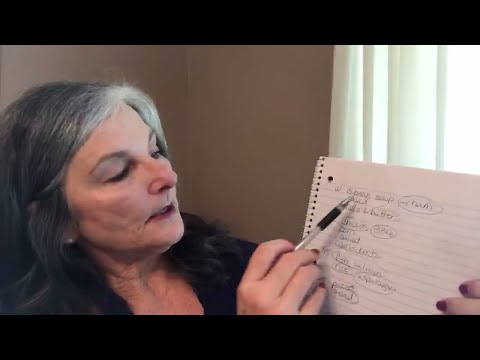 Simple Menu Planning with Flylady Kat