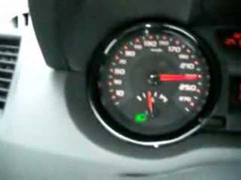 Renault Megane RS 50 km/h to 240+ km/h
