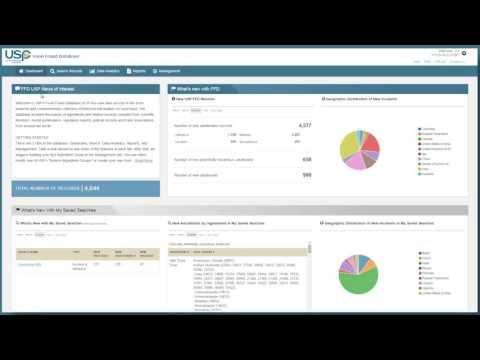 Food Fraud Database v 2.0 Tutorial