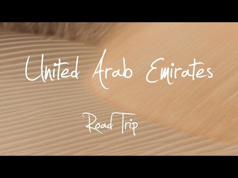 United Arab Emirates Road Trip