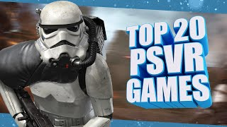 20 Upcoming PS VR Games You Must Play (Playstation VR)
