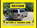 Allen Sports Deluxe 4 Bike Hitch Mount Bike Rack Review