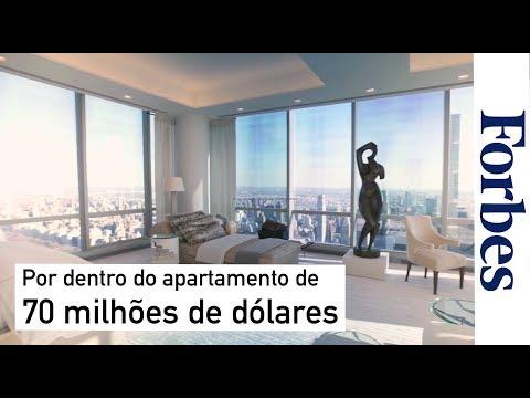 Por dentro do apartamento de US$ 70 milhões