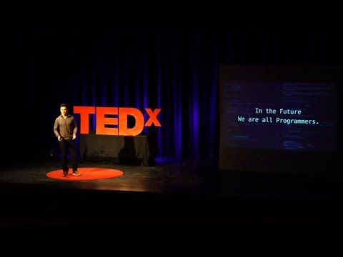 TEDx The Future of Programming - Stefan DeClerck