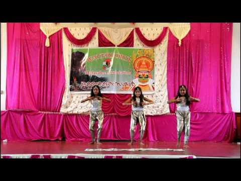 Waterford Malayalee Association ONAM 2016 - Group Dance
