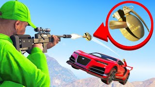 TAKE DOWN The BOMBER Or DIE! (GTA 5 Funny Moments)