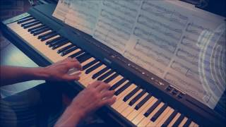 Forever in love (Kenny G).  Piano et arrangements: André Caron