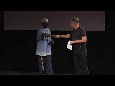 Healing inside prison   Jacques Verduin and Fateen Jackson   TEDxSanQuentin thumbnail