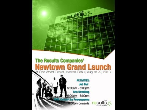 The Results Companies Newtown1 Grand Launch