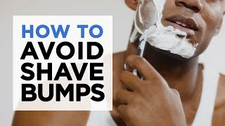 MY SHAVE ROUTINE | How I Avoid Bumps + Ingrown Hairs