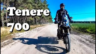 Yamaha 700 Tenere 2019 - Test Ride & Detailed Review