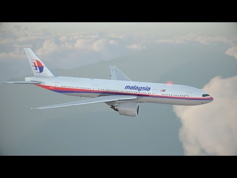 An animated video of how MH17 was shot down by Russian Buk missile