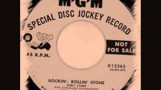 Andy Starr - Rockin`Rollin`Stone