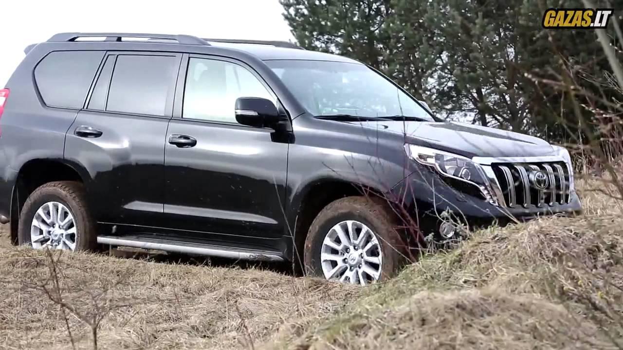 Toyota Prado 2017 تويوتا برادو - YouTube