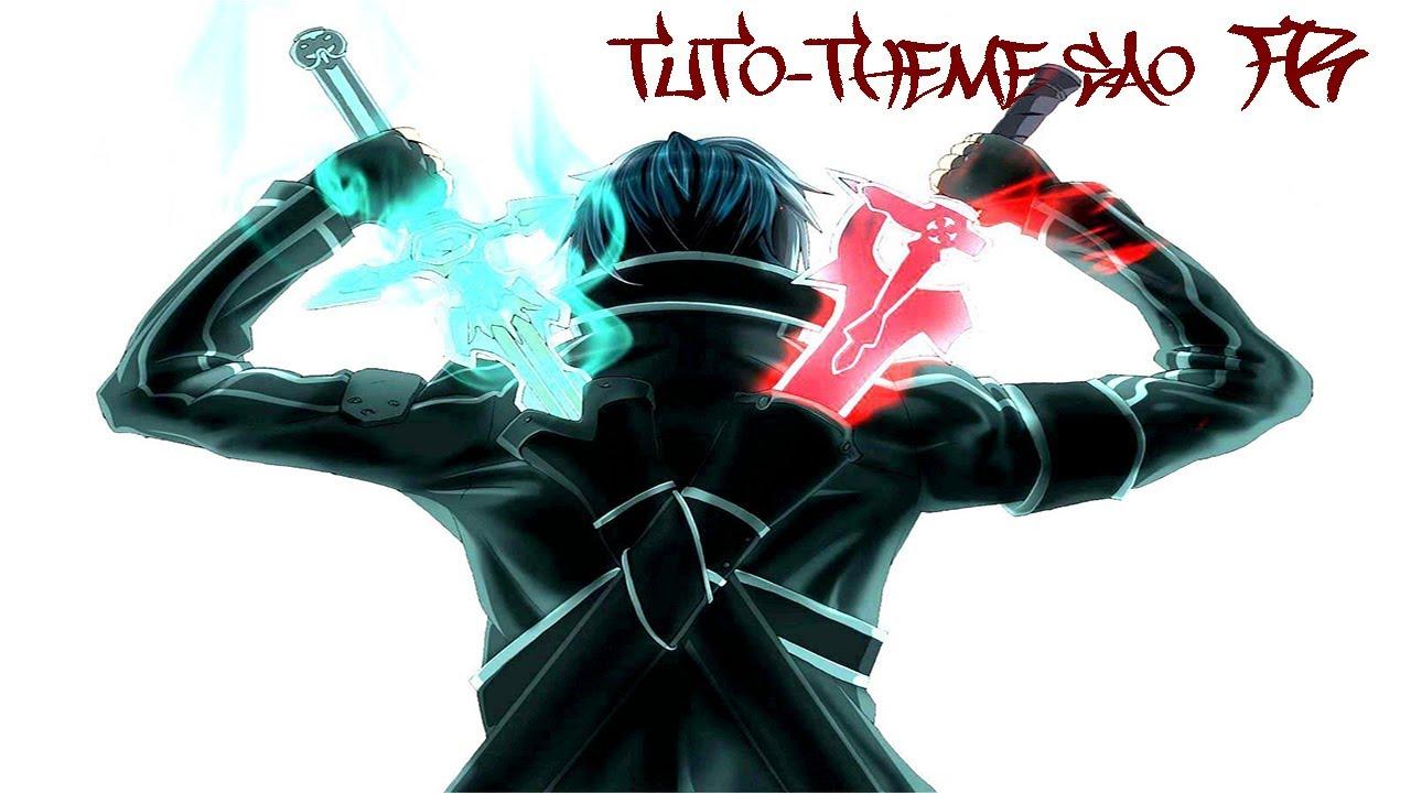 sword art online wallpapers 4k