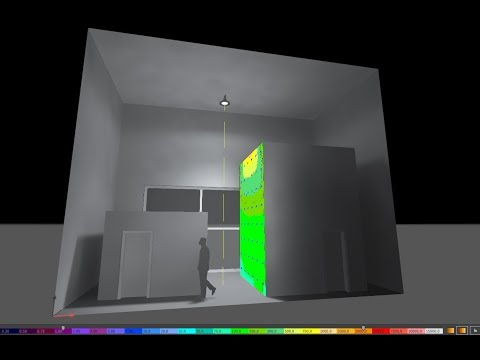 How create rooms with different heights inside the room