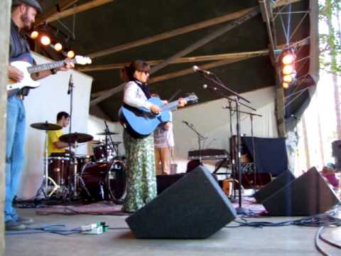Feufollet at Hiawatha Music Festival 2009