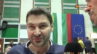 Атанас Петров: Вярата ни помогна да спечелим