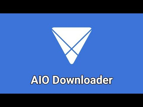 Download aio downloader متجر بلاي.
