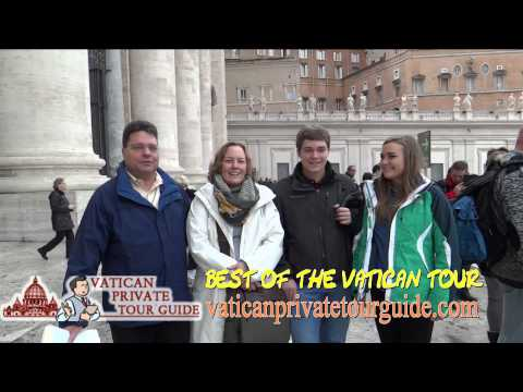 Best of the Vatican Tour - Vatican Private Tour Guide