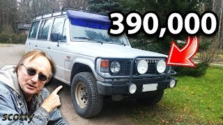 Here'S What A Mitsubishi Looks Like After 390,000 Miles (Finland)