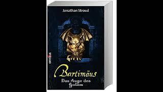 Das Auge des Golem Bartimäus #2 Jonathan Stroud Hörbuch