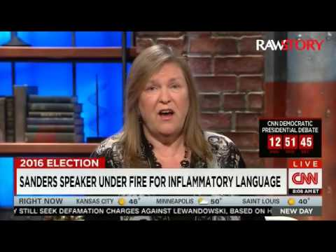 Jane Sanders tells CNN she didn