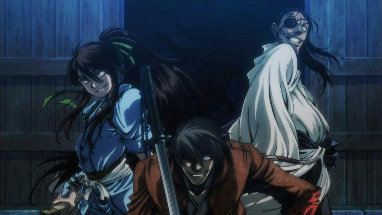 Drifter Episode 13 OVA Subtitle Indonesia