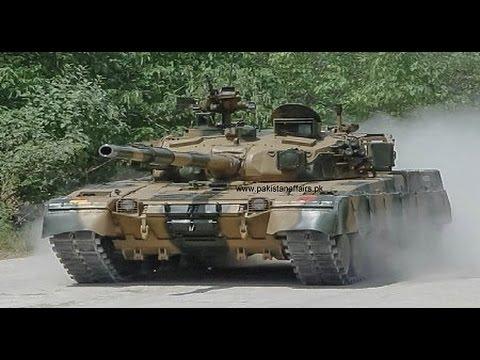 Al Khalid Main Battle Tank