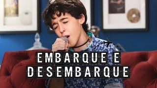 Enzo Rabelo - Embarque e Desembarque | #Lançamento