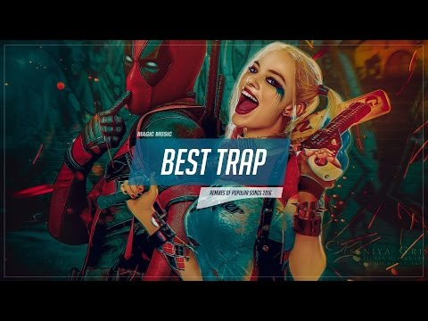 Trap Music Mix 2017 ☢ Suicide Squad Trap ☢ Trap & Bass | Best EDM