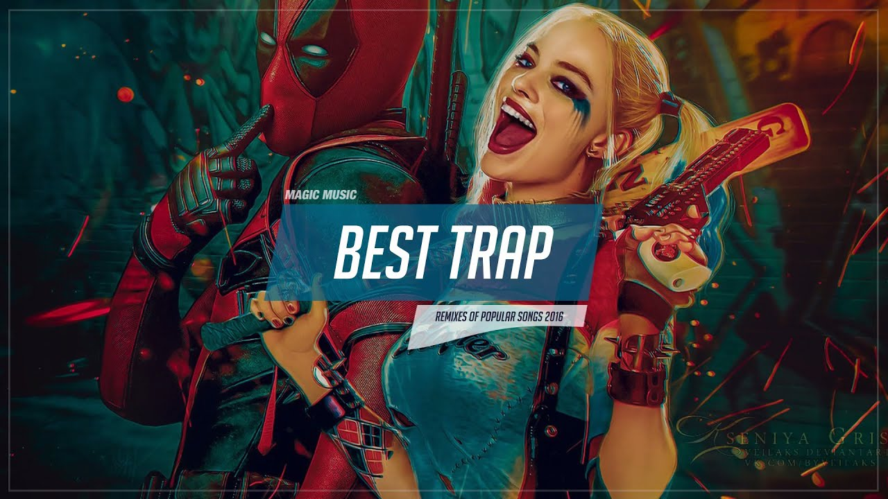Edm Girl Wallpaper Trap Music Mix 2017 ☢ Suicide Squad Trap ☢ Trap Amp Bass