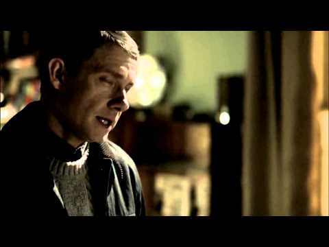 Sherlock thinks he's hot because he's a sociopath