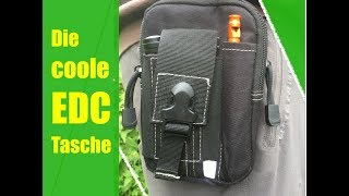 Die beste EDC-Tasche der Welt? :-)