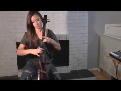 Titanium - David Guetta - cover by Lizzy Munson (cello/vocals/piano)