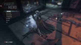 Batman arkham knight ps4 gameplay