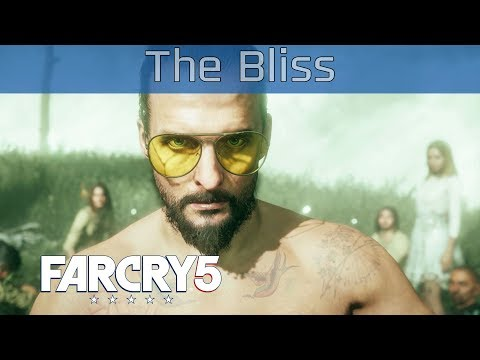 Far Cry 5 - Doctor's Orders, The Bliss, Salvation, Clinical Study Walkthrough [HD 1080P]