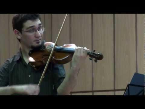 Sarasate: Serenata Andaluza - Pedro Barreto