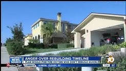 Residents outraged after HOA considering time limits on rebuilding