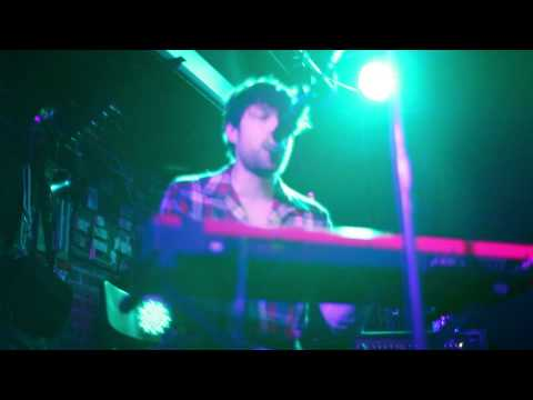 Clear Plastic Masks - Pegasus in Glue (Live at the Mercury Lounge)