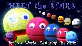 Meet the Stars (Part 1)–Astronomy Song about stars-for Kids
