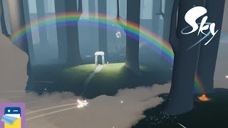 Sky: Children of the Light - Find the candles at the end of the rainbow in the Hidden Forest - Quest