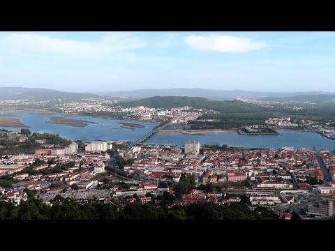 A MARAVILHOSA VIANA DO CASTELO - Portugal - PT 1
