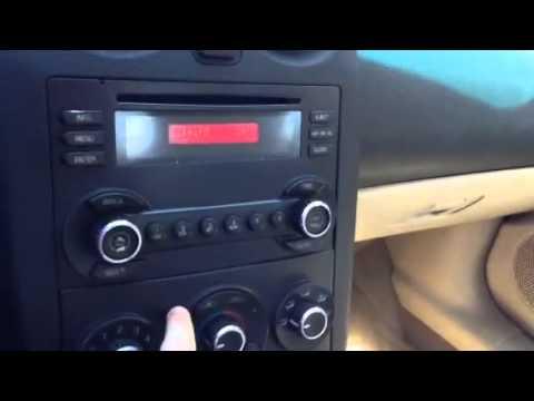 2006 Pontiac G6 With 2010 Interior