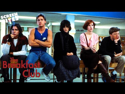 Morris Knight - Iconic 80's Movie The Breakfast Club Showing In Theater Next Week.